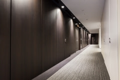Hotel Walls and Doors Wrapped with Altyno Architectural Film