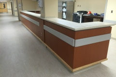 Cape-Fear-Valley_Nurses-Station-Casework-and-Countertop-3-Copy