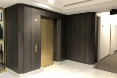 architectural fusions wall wrap using LG NW068